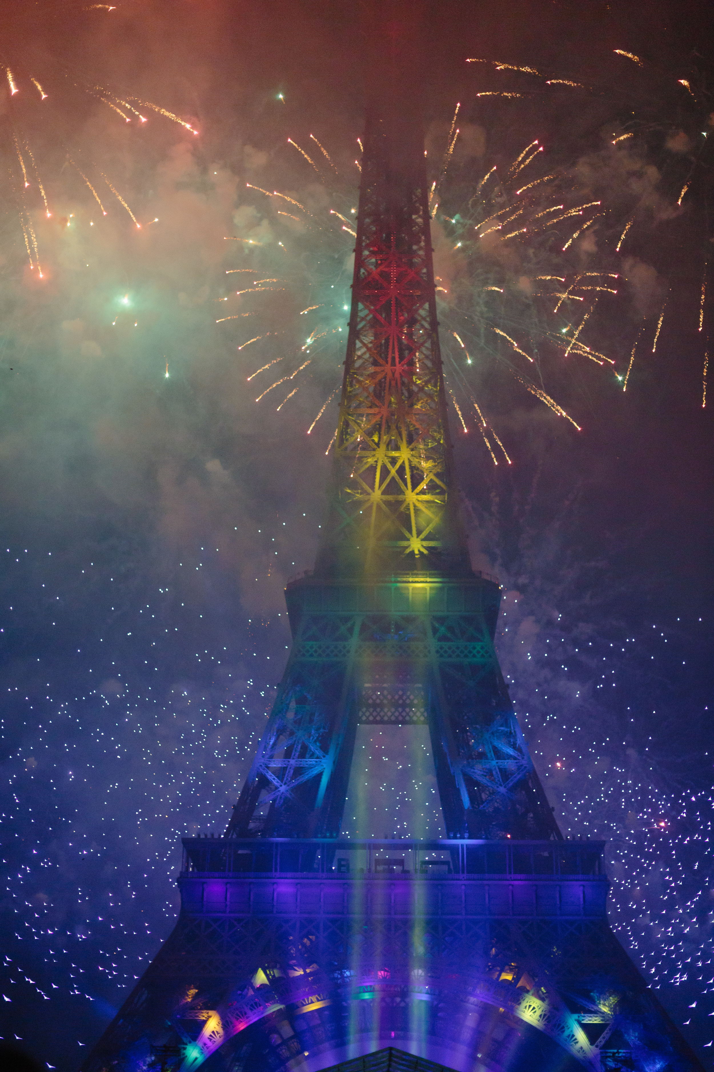 Copy of Paris Photographer Fireworks Bastille Eiffel Tower Iheartparisfr