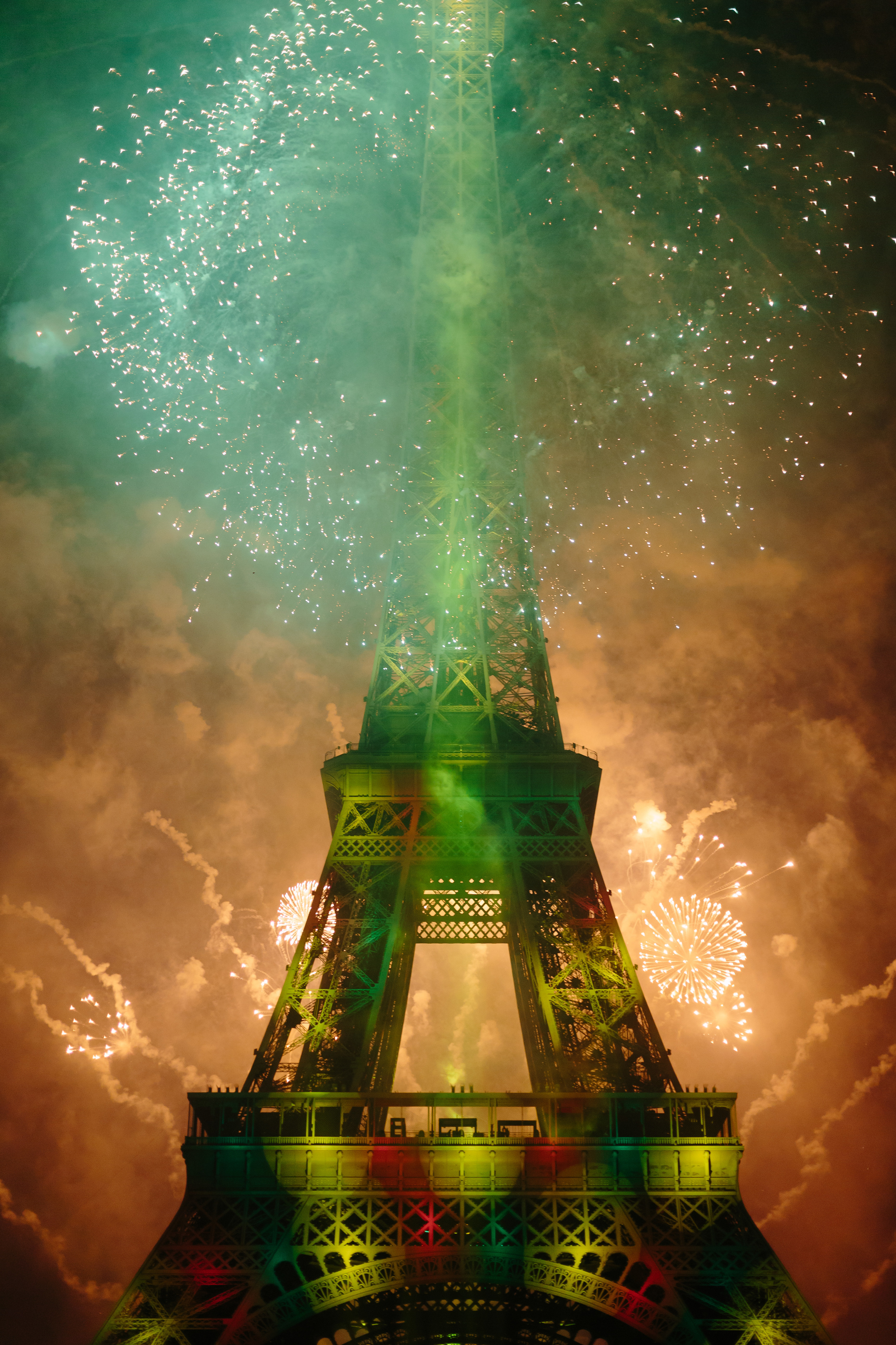 Paris Photographer 14 July Bastille day Eiffel Tower Iheartparisfr