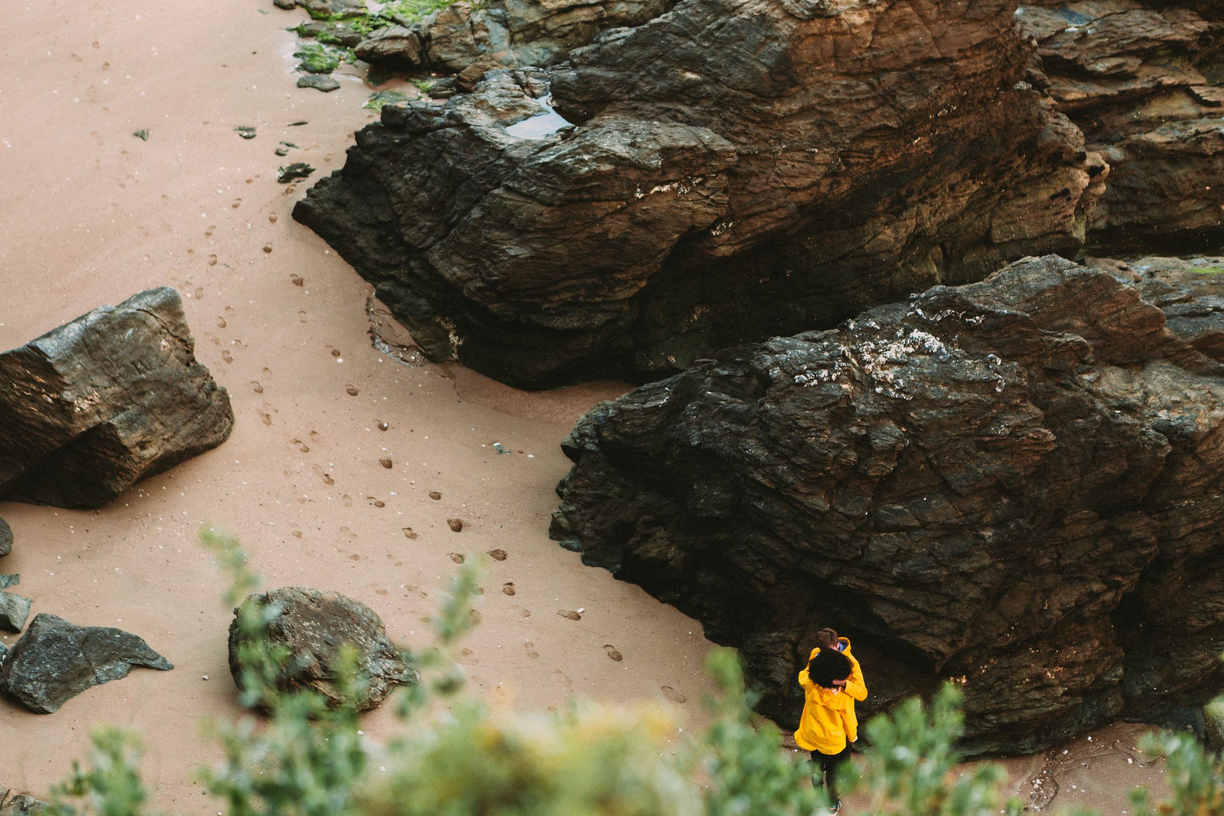 Paris Photographer, Lovestory, Bretagne, ocean, rocks, iheartparisfr
