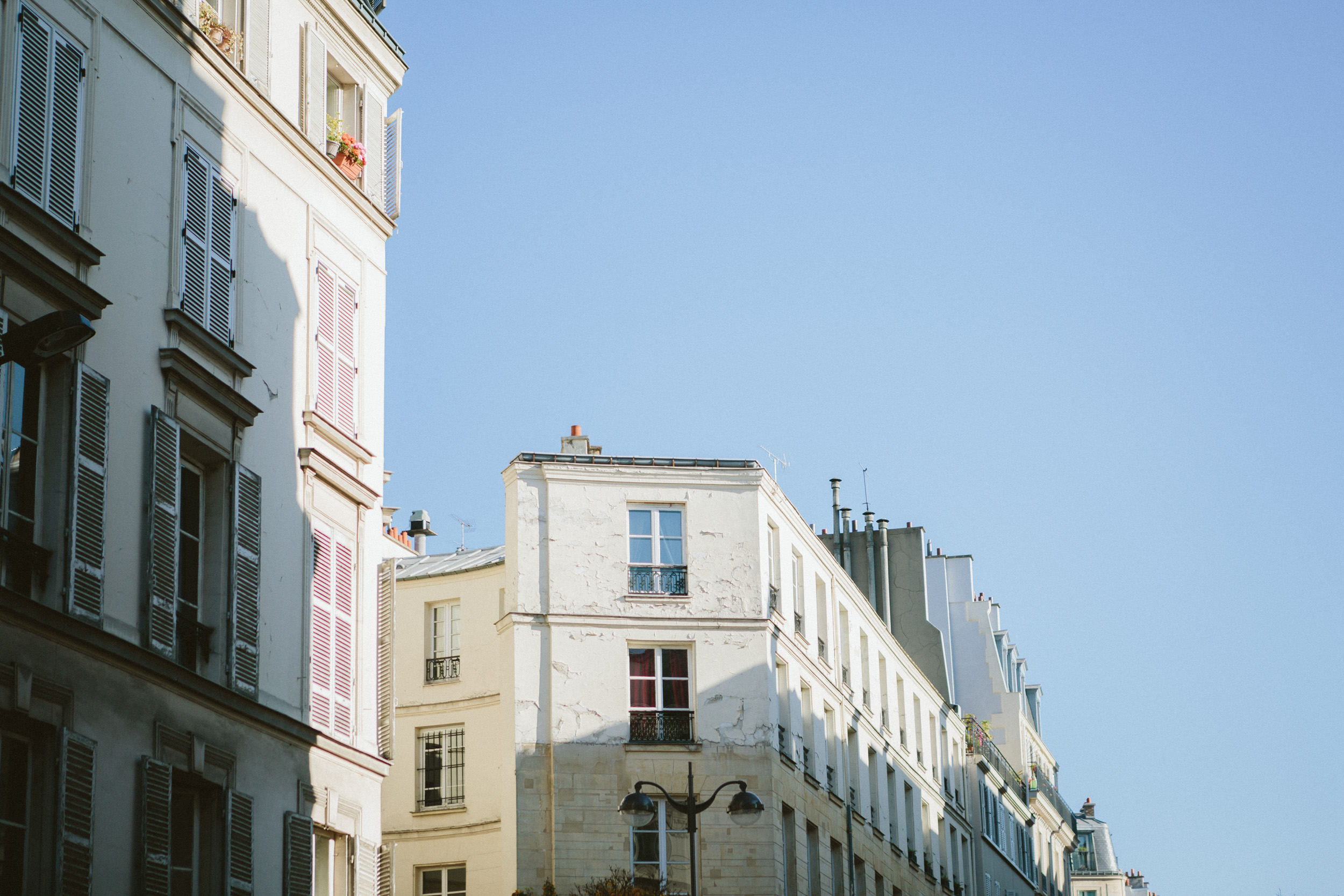 Paris Photographer street
