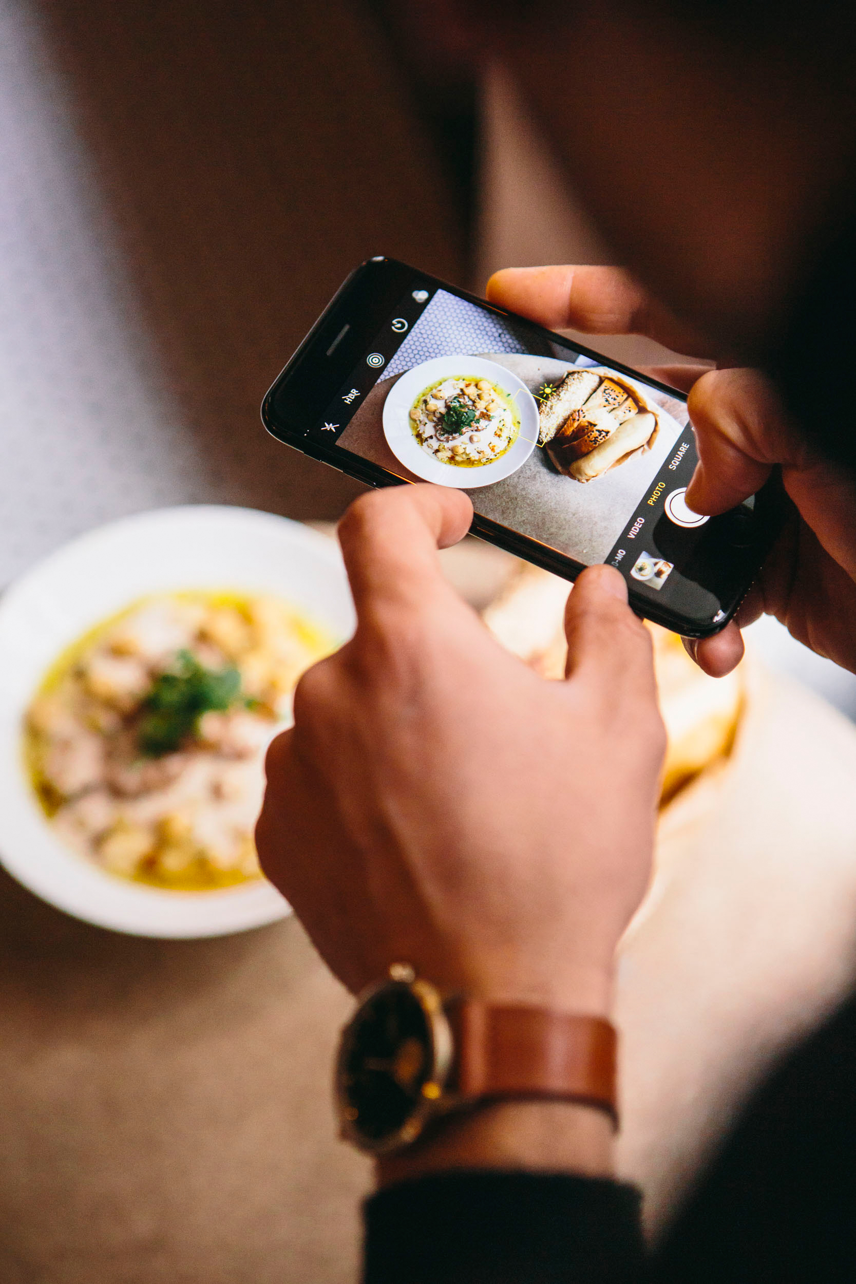 Interview with Elie Yobeid lebanonbyalocal Instagrammer and foodie captured by Paris Photographer Federico Guendel www.iheartparis.fr