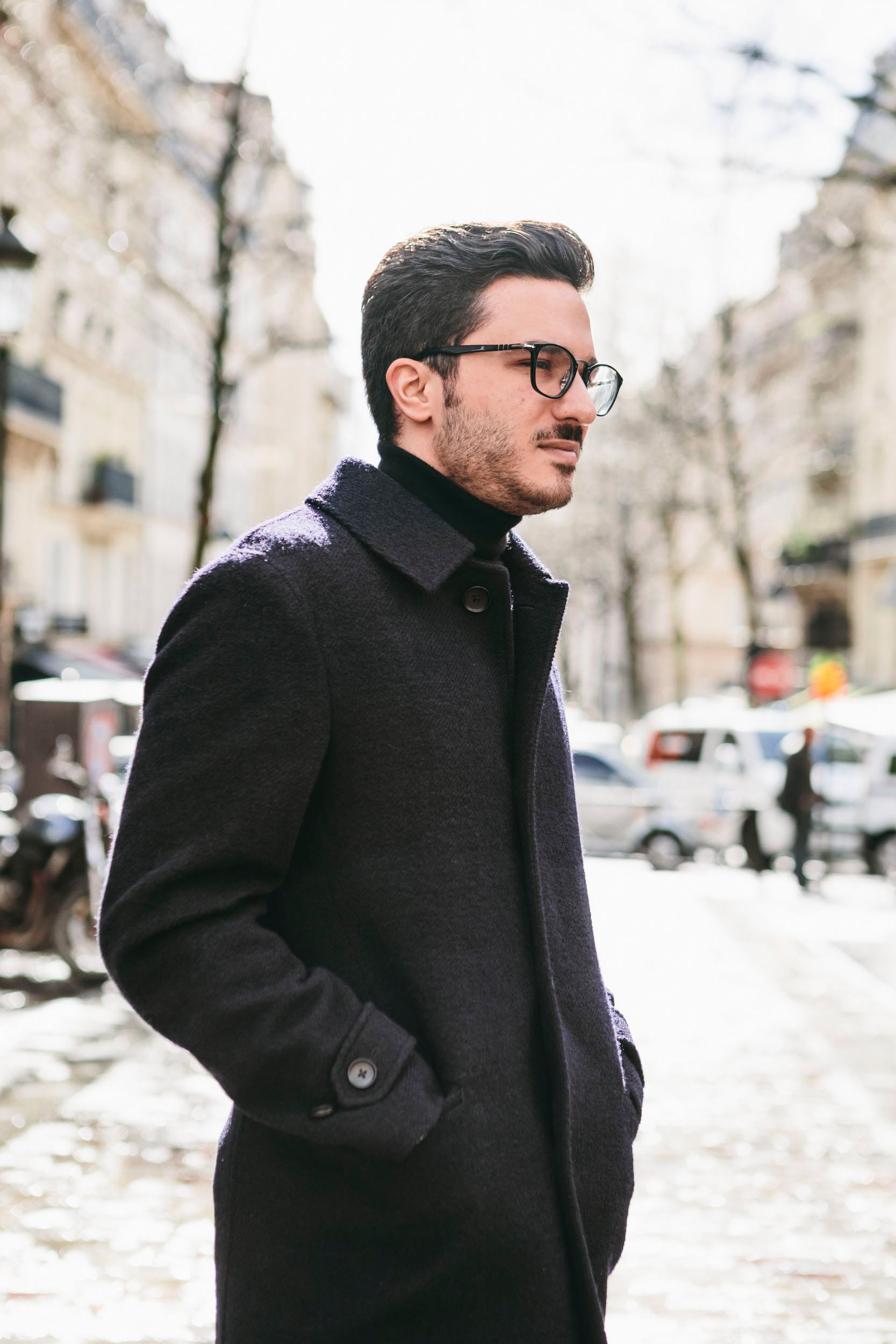 Interview and portrait of Elie Yobeid lebanonbyalocal Instagrammer and foodie captured by Paris Photographer Federico Guendel www.iheartparis.fr