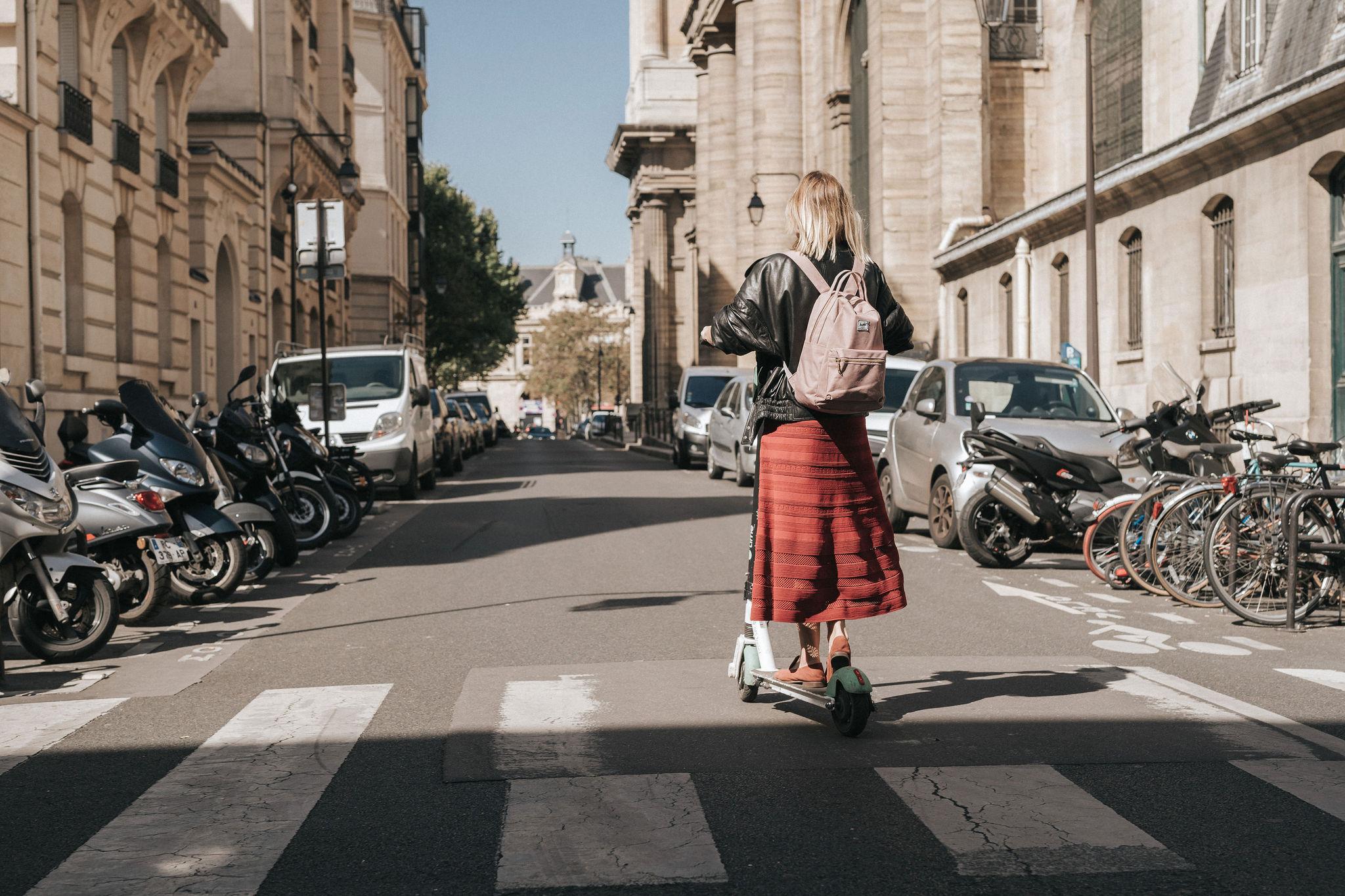 Anastasia Riding a Lime in Paris by IheartParisfr.jpg