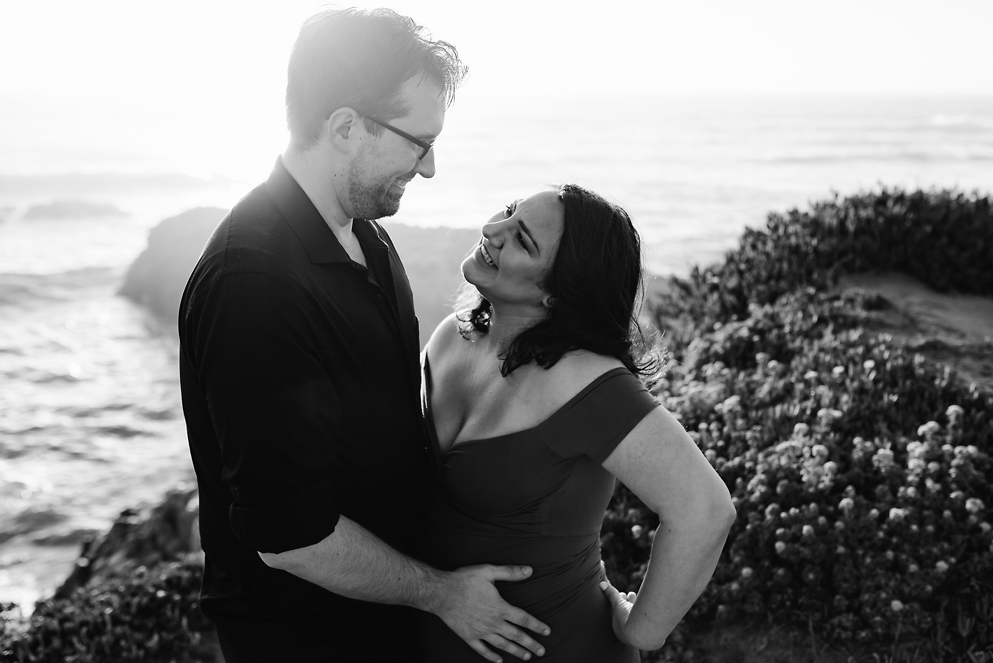 Pescadaro State Beach Maternity Session_0007.jpg