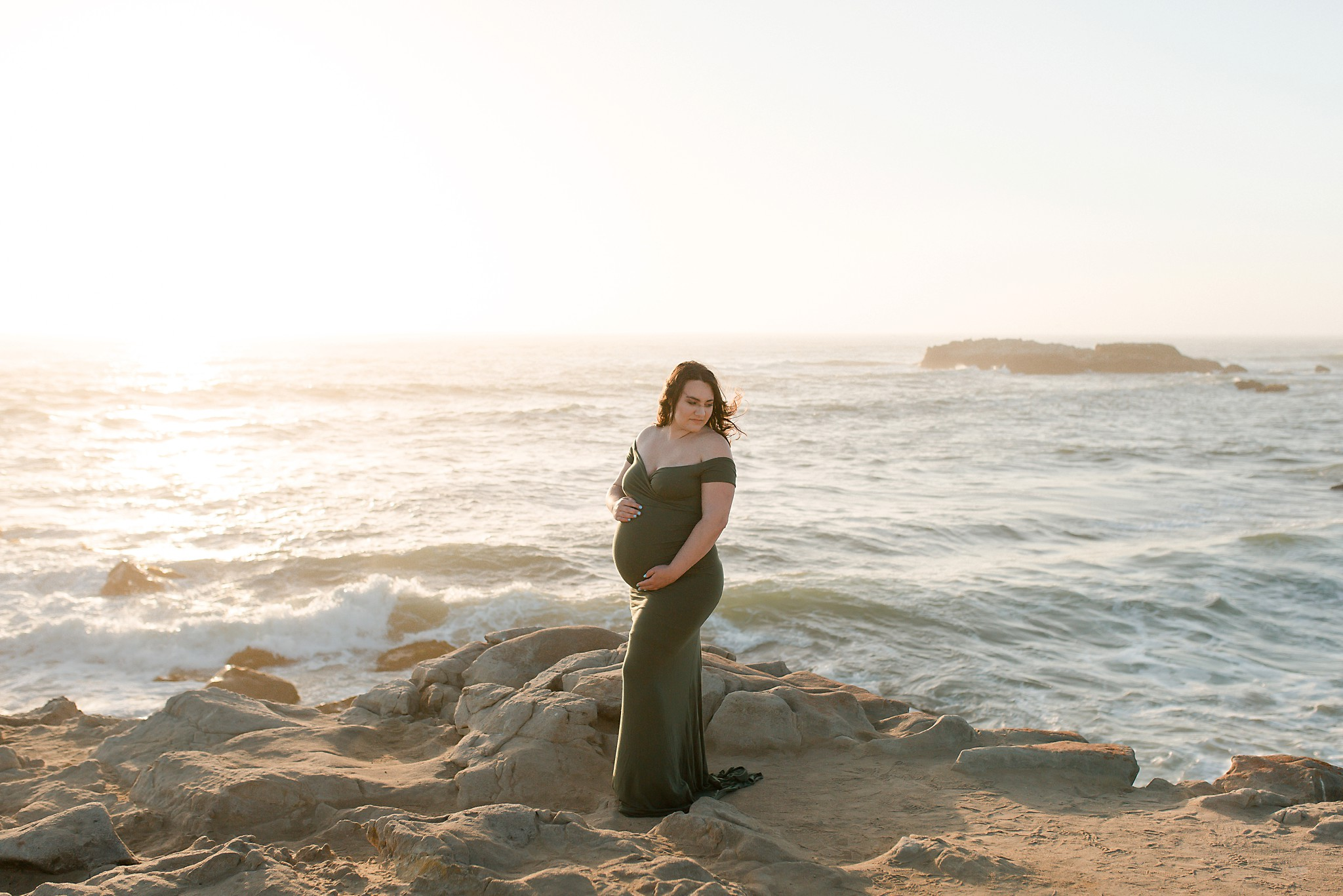 Pescadaro State Beach Maternity Session_0010.jpg