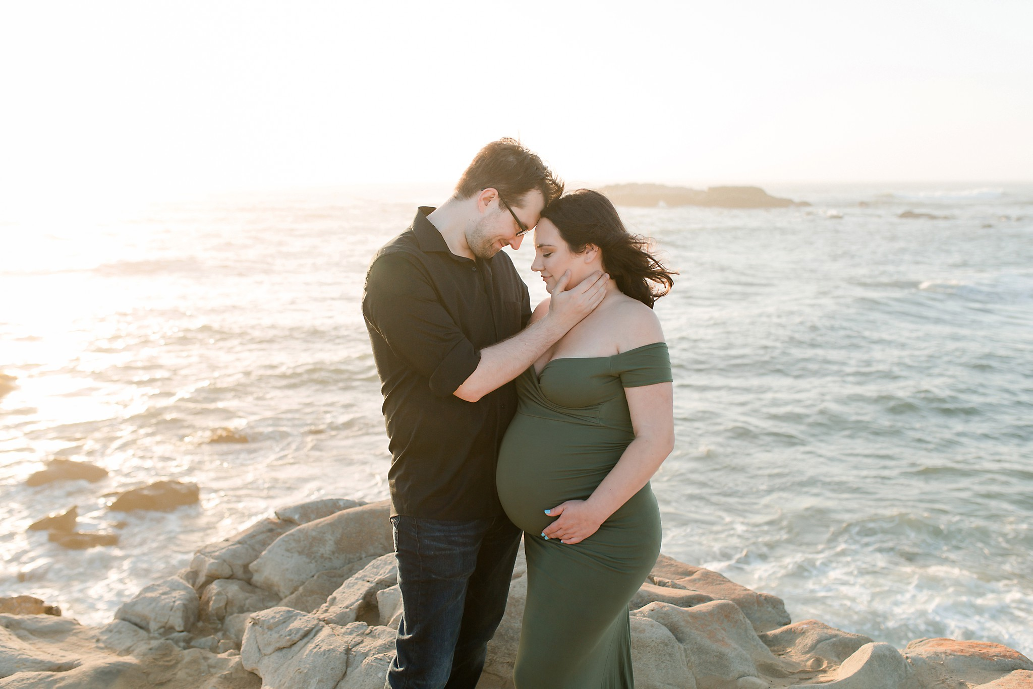 Pescadaro State Beach Maternity Session_0015.jpg