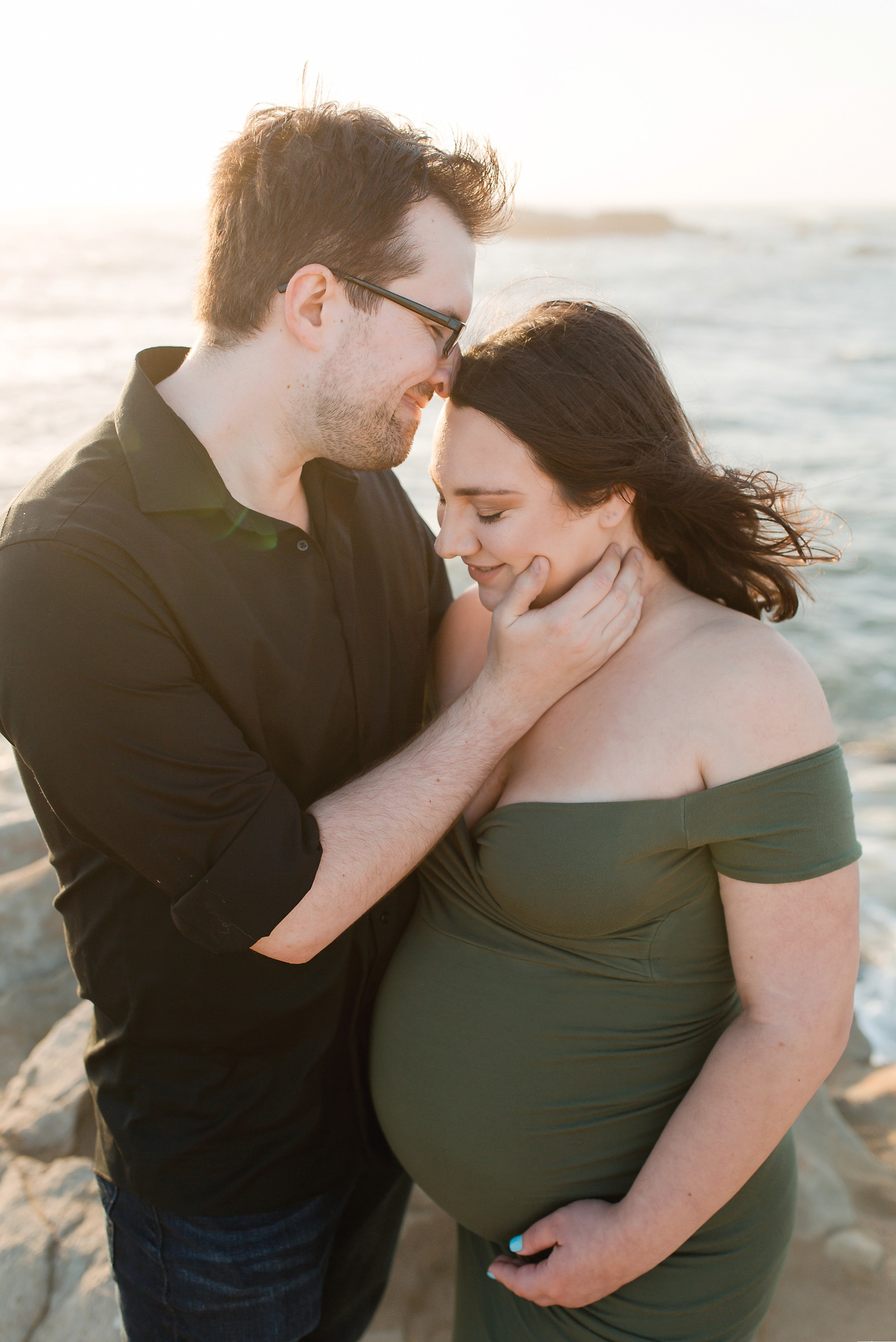 Pescadaro State Beach Maternity Session_0014.jpg