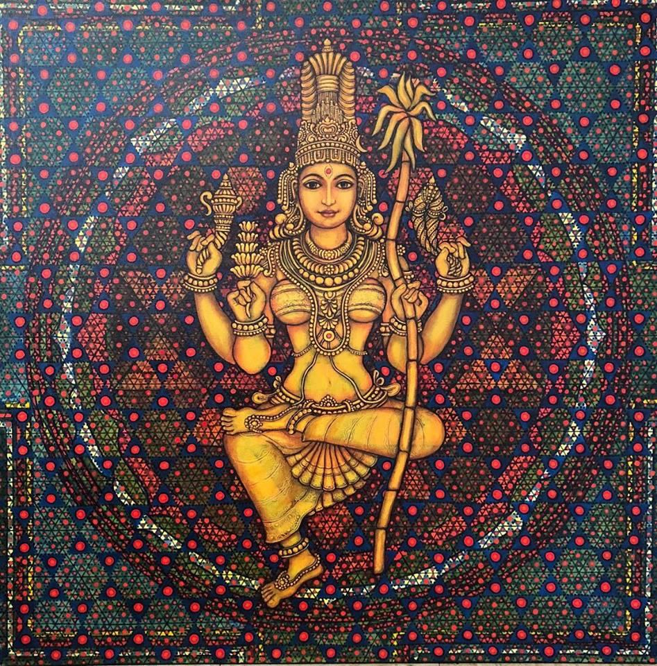 by Shanthi Chandrasekhar