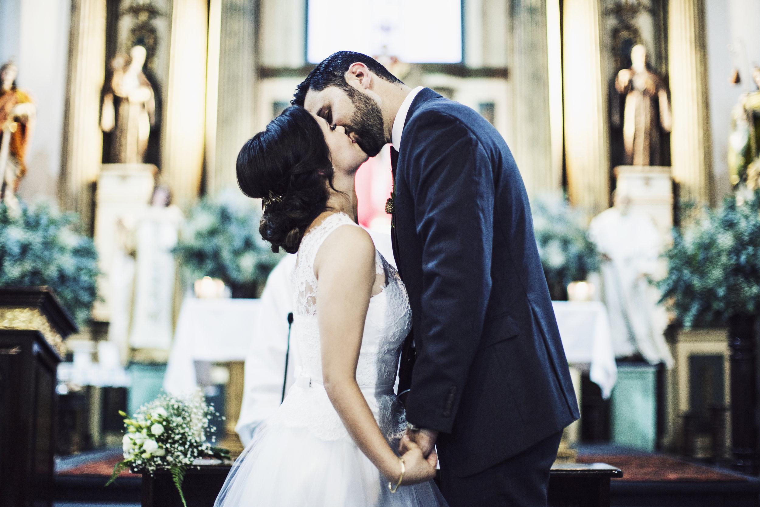 Regina +Ricardo: Religious