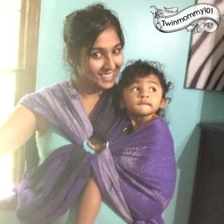 One baby:2 years in Kokadi Lara Im Wunderland
