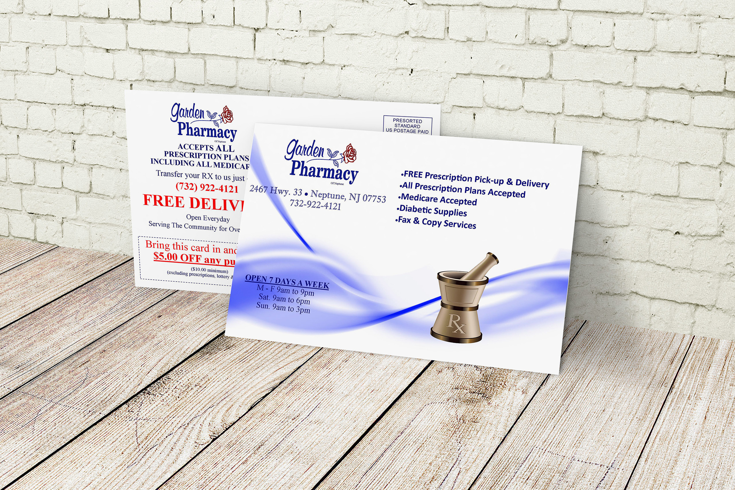 Pharmacy Direct Mail