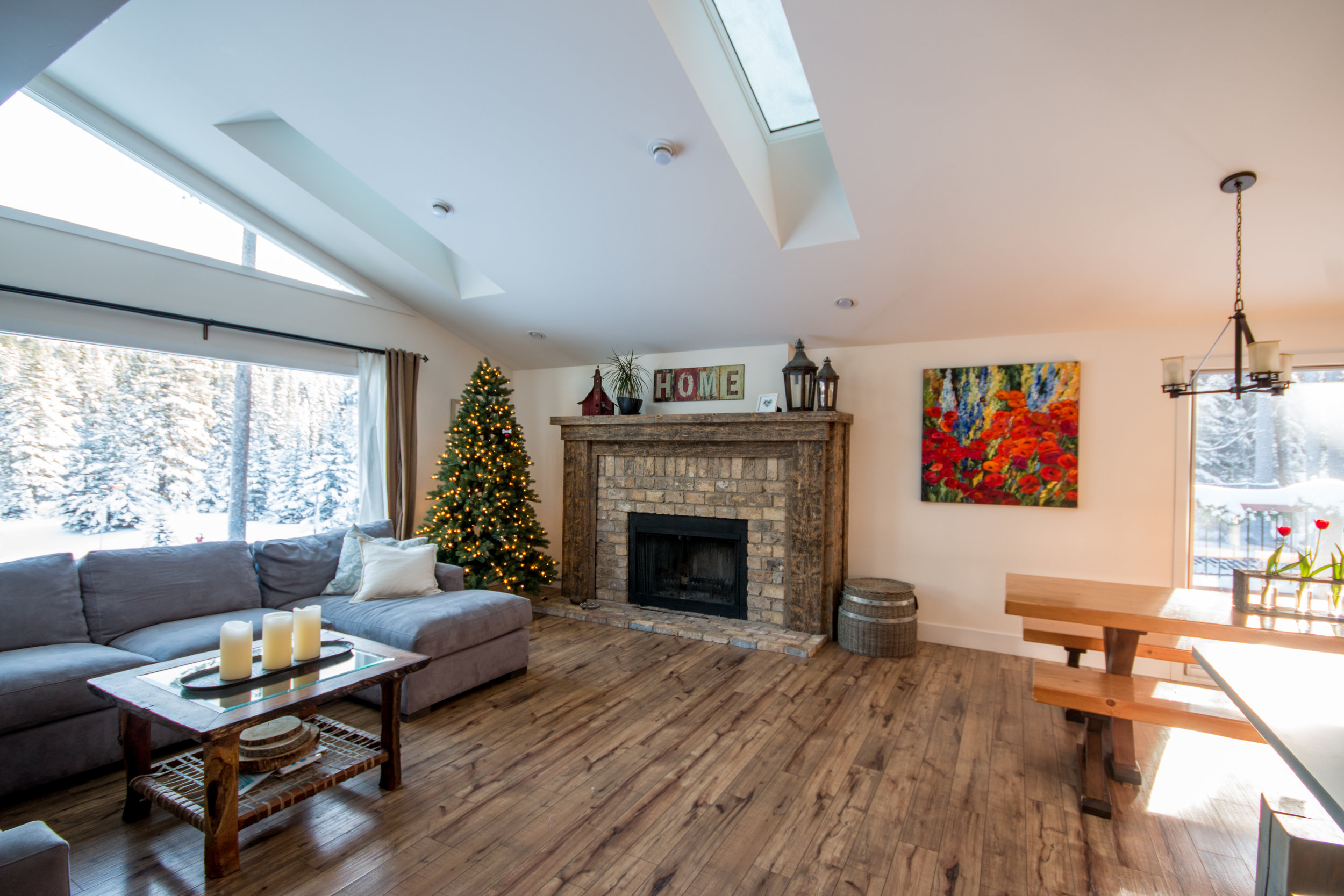 Banff Residence - Major Renovation