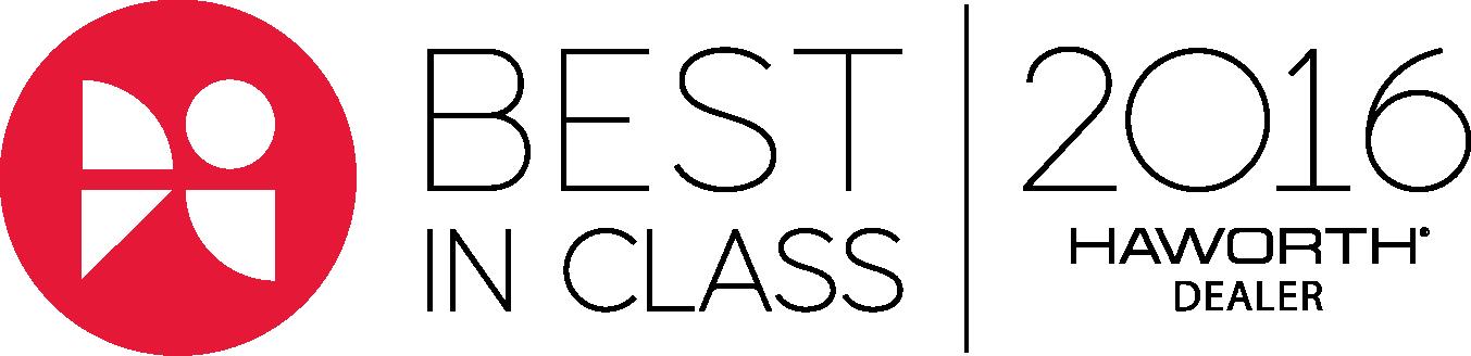 Best In Class 2016 Logo - Wide
