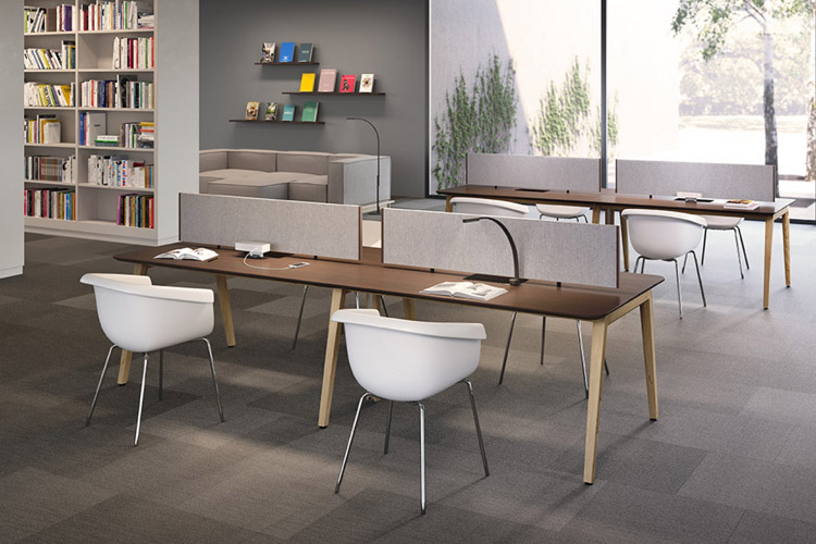 OFS Eleven Wood Tables