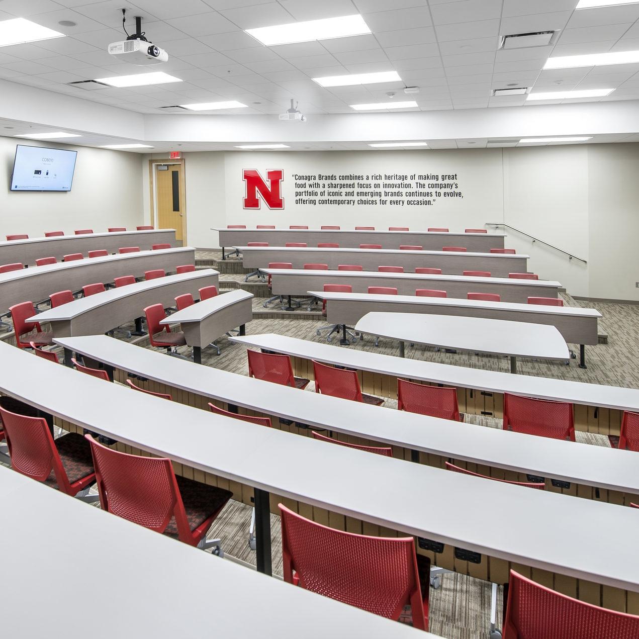 University of Nebraska-Lincoln | Howard L. Hawks Hall