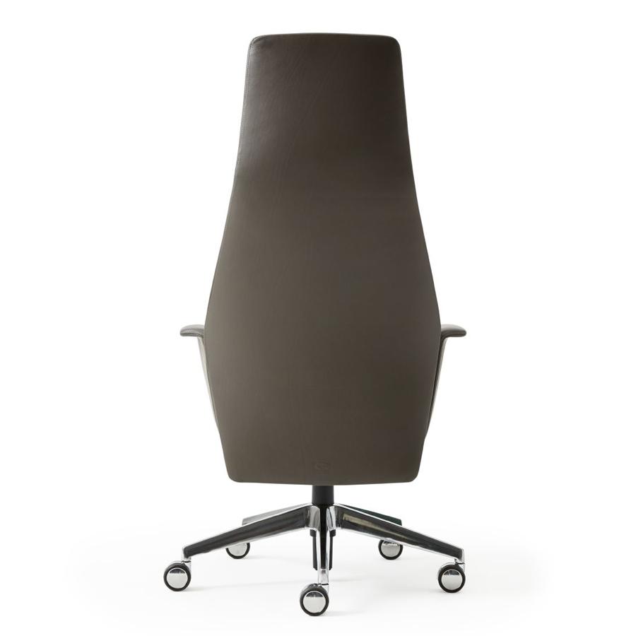 Haworth Collection Downtown Executive Task Chair by Poltrona Frau - High Back