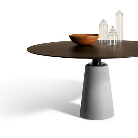 Haworth Collection Mesa Due Table by Poltrona Frau - Wood Surface