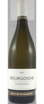 2015 Justin Girardin Bourgogne Chardonnay
