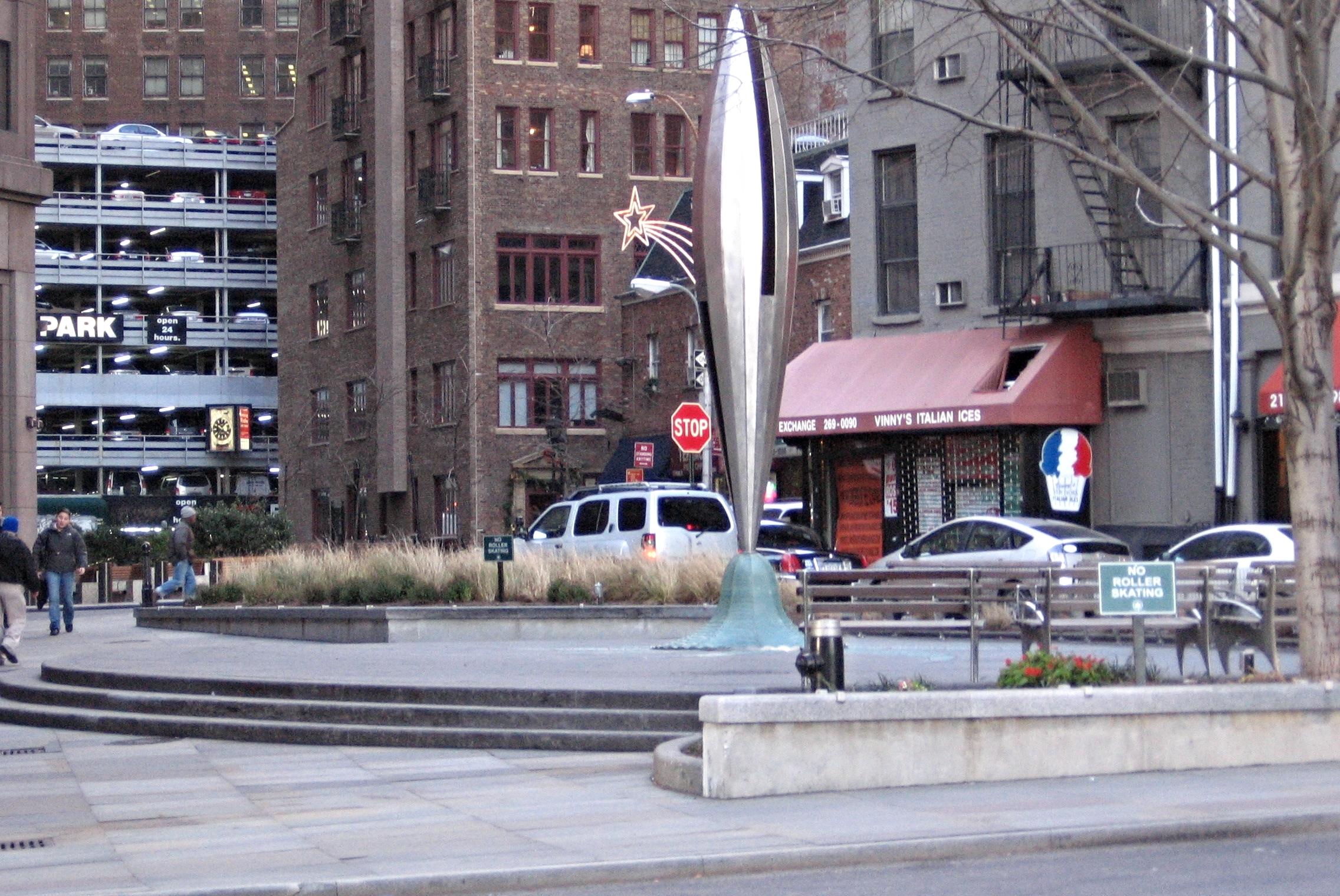 Coenties Slip, Manhattan NY