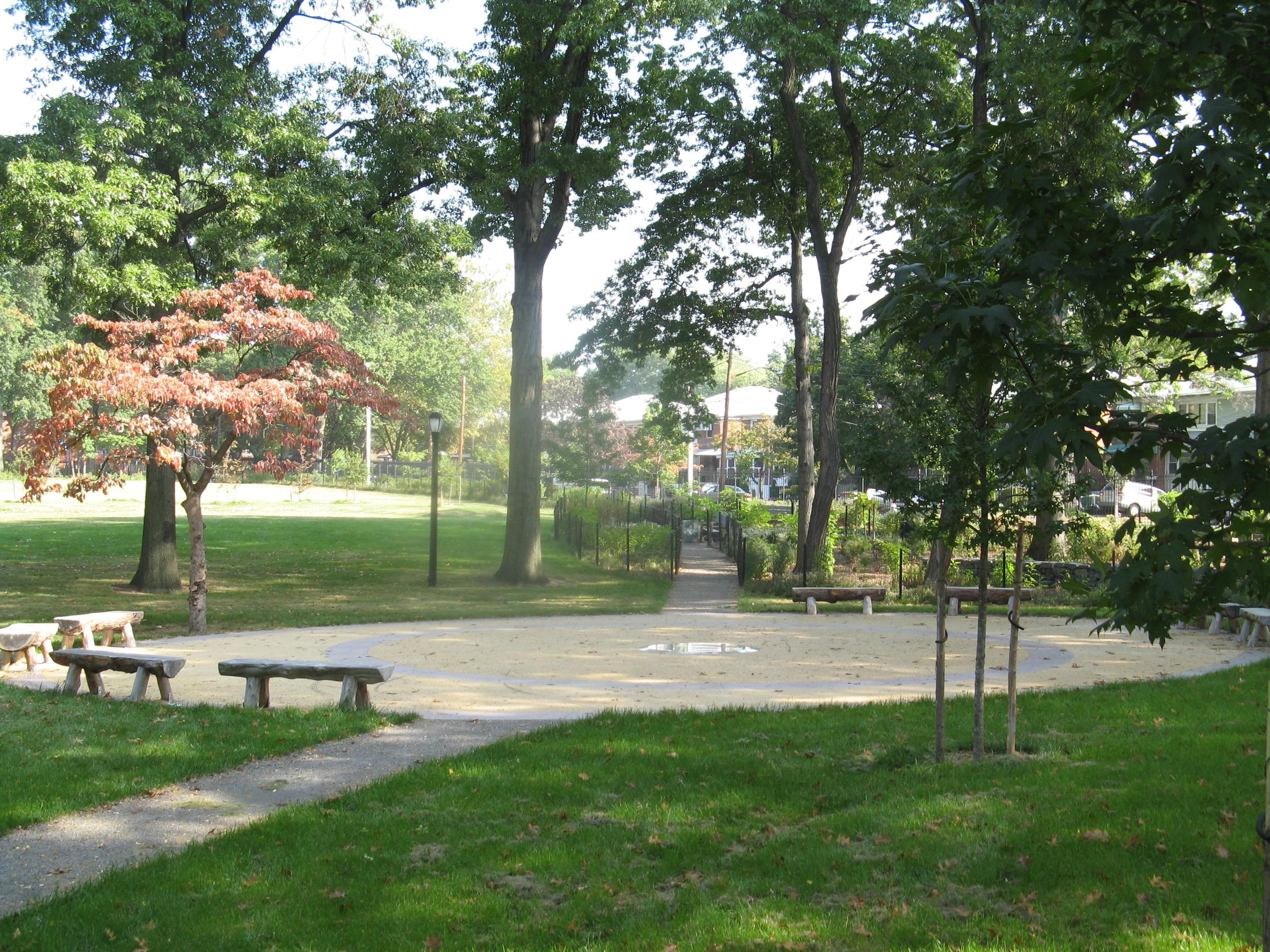 Martins Field, Queens NY