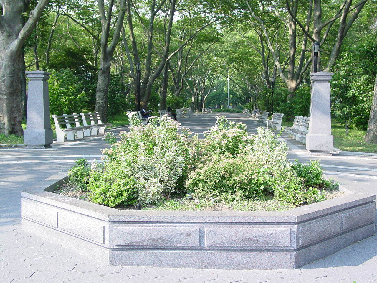 Baisleys Pond Park, Queens NY