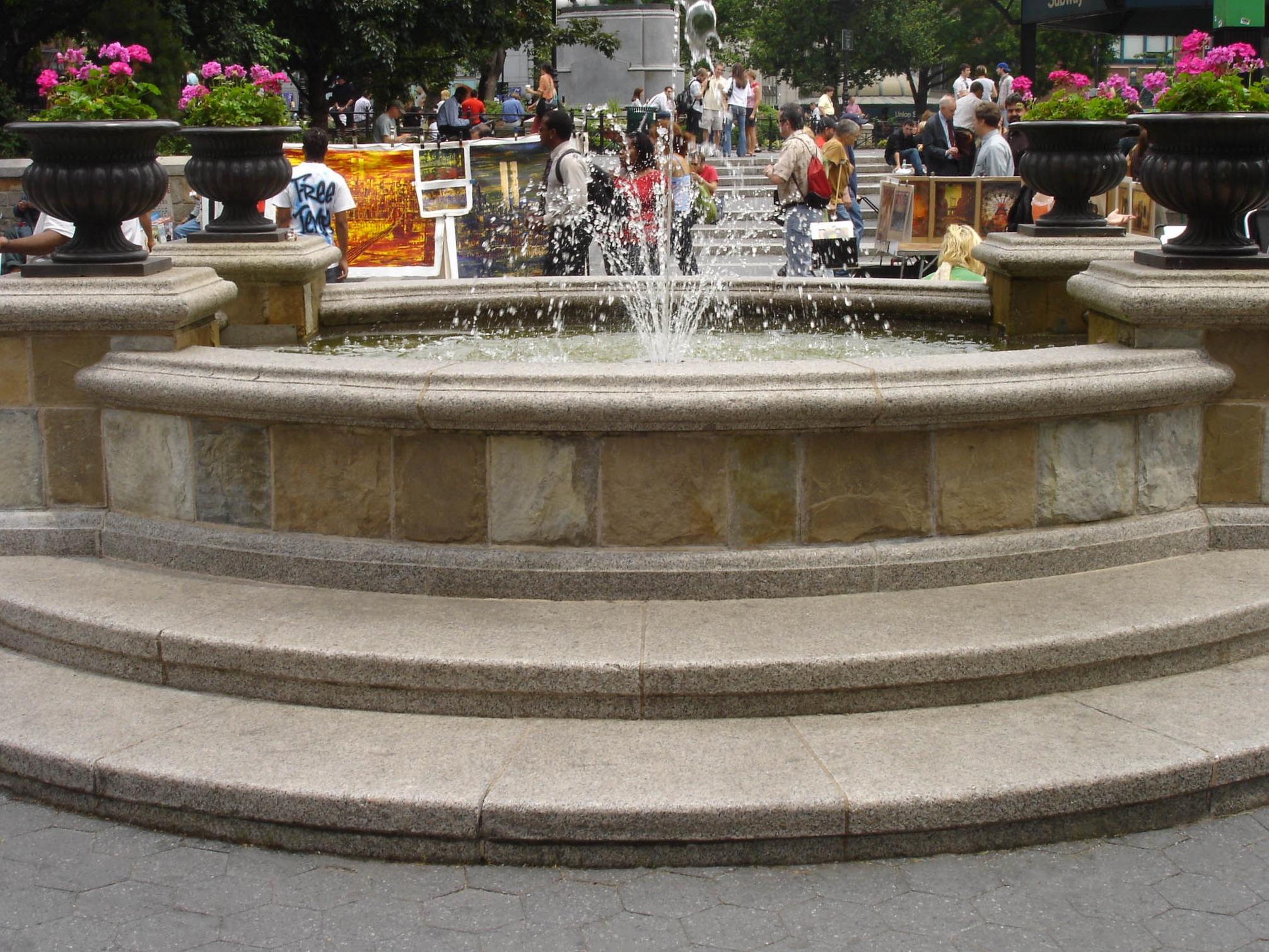 Union Square Park, Manhattan NY