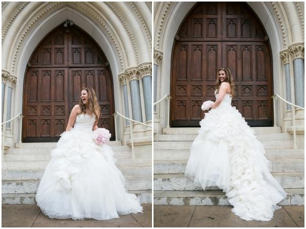 Rachel Hall Photography, St. Mary's Catholic Church, Austin, Reception Vuka