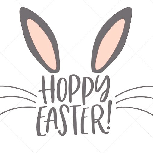 Happy Easter, have a blessed day!!! 🙏 #easterbunny
