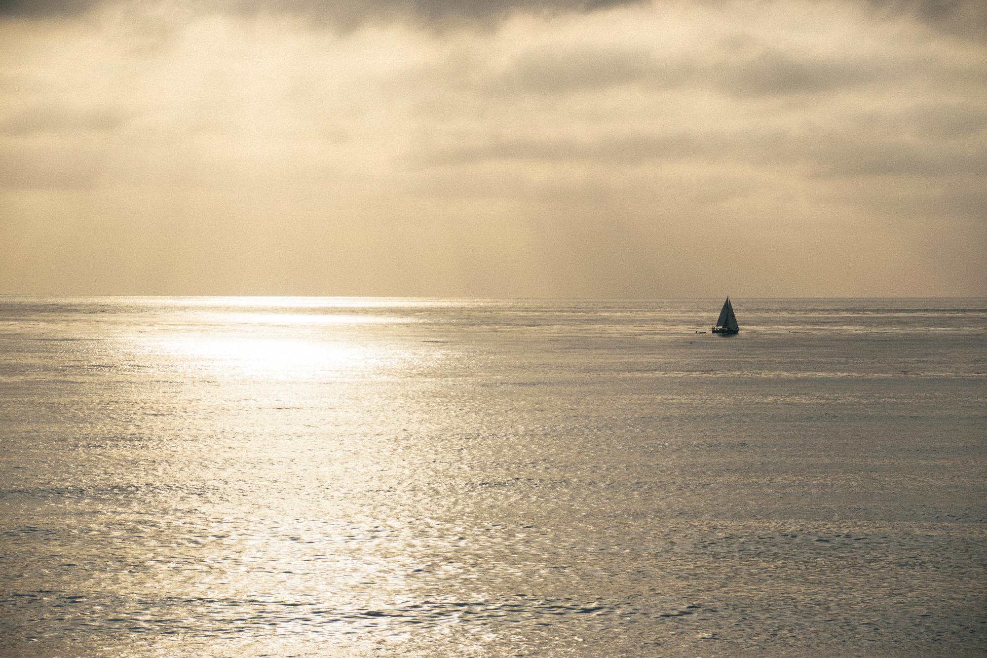 sailboat pacific ocean san diego