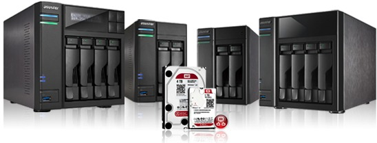 Network Attached Storage is perfect for a large onsite backup.RAID 5 is significantly safer than just a single drive for your backup.