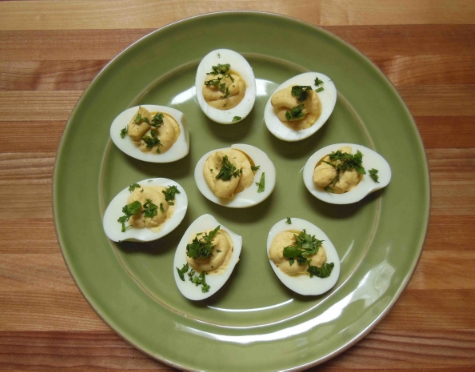 Mexican Deviled Eggs: The Hit of the Party!