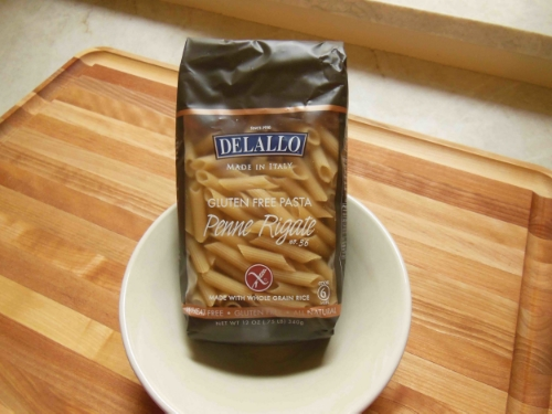 I tried them all & this is the best gluten-free pasta.