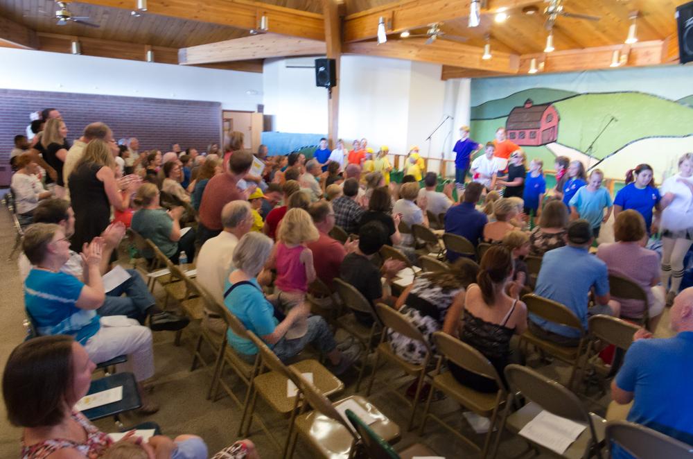 Chapel - Capacity 100Rehearsals, recitals, meetings