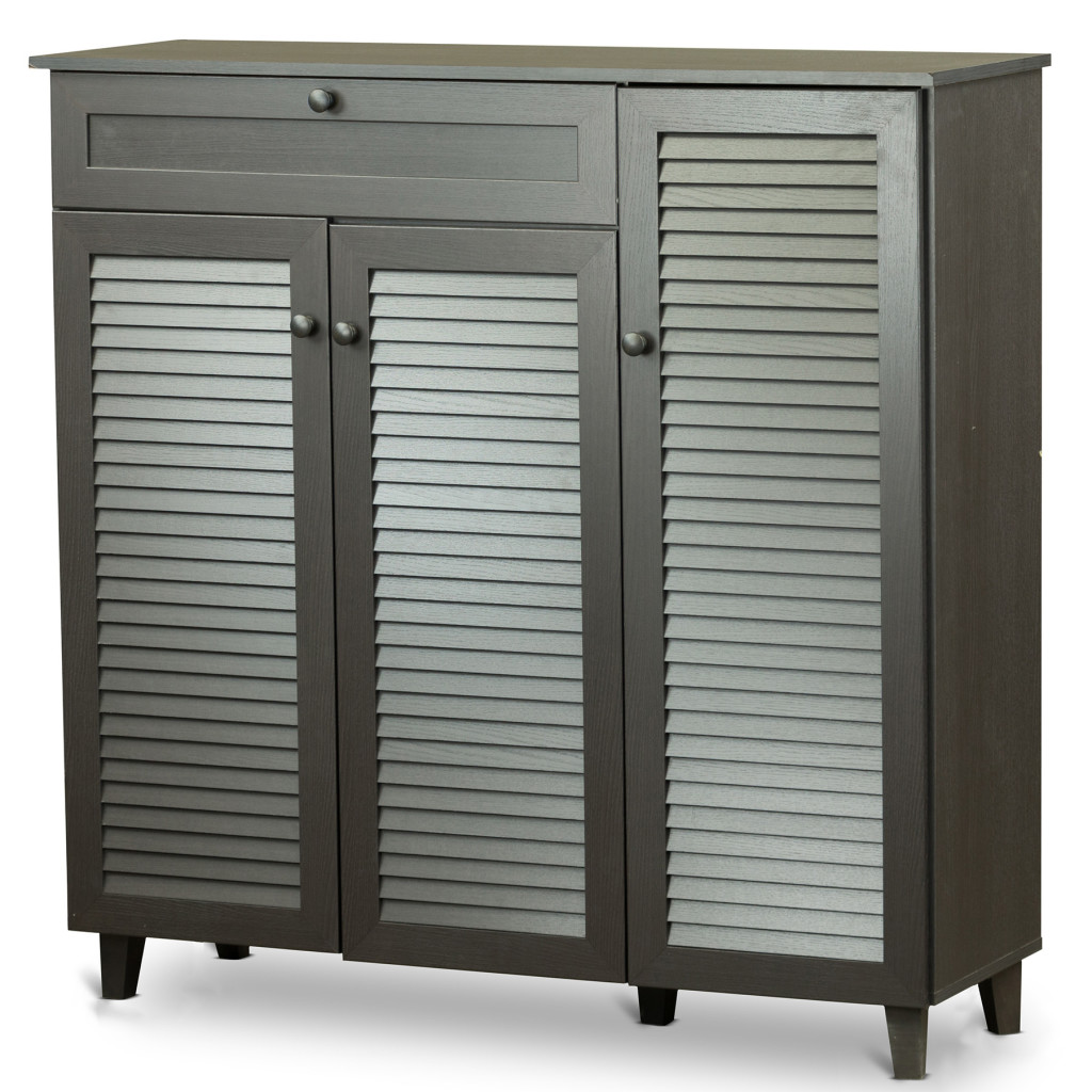 Shoe storage cabinet at Wayfair