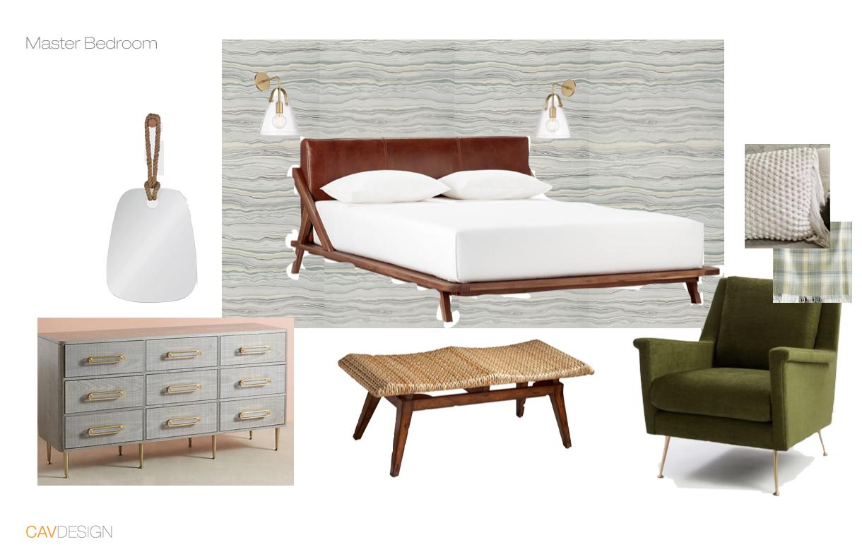 CAVdesign Master Bedroom