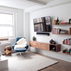 More Living Spaces