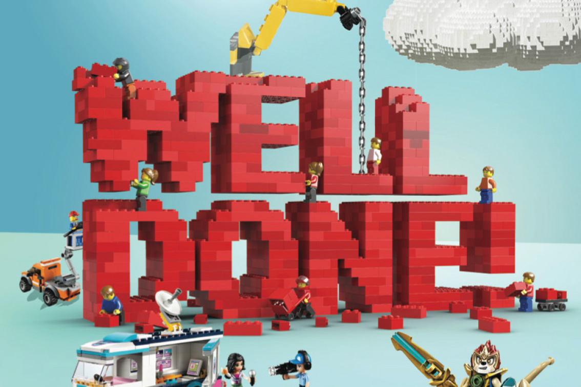LEGO</a><strong>Retail campaign</strong>