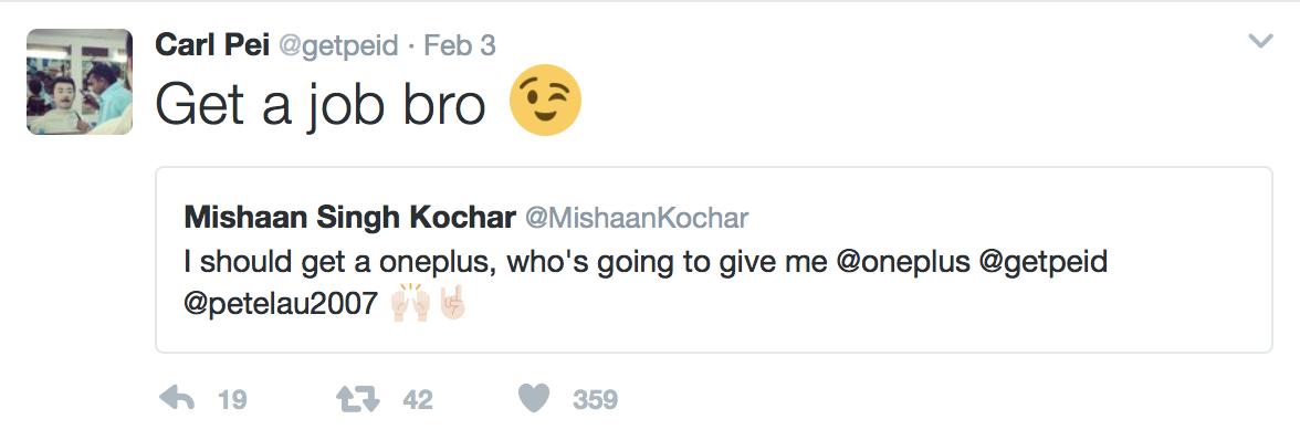 How many CEOs troll their followers?