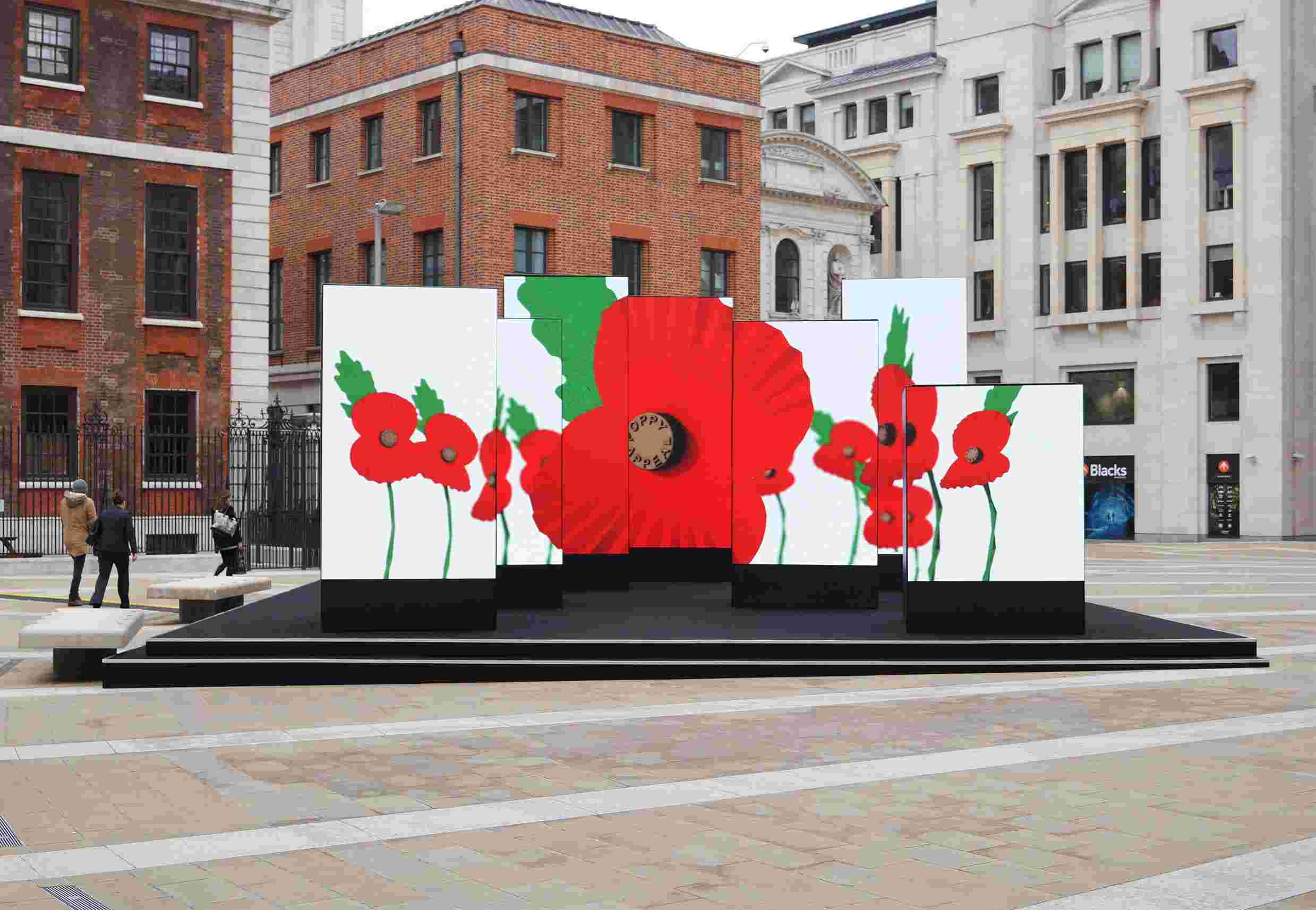 <strong>Royal British Legion</strong>Poppy Appeal 2016