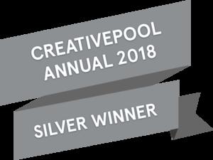 Creativepool+2018+design+award+flag_silver.png