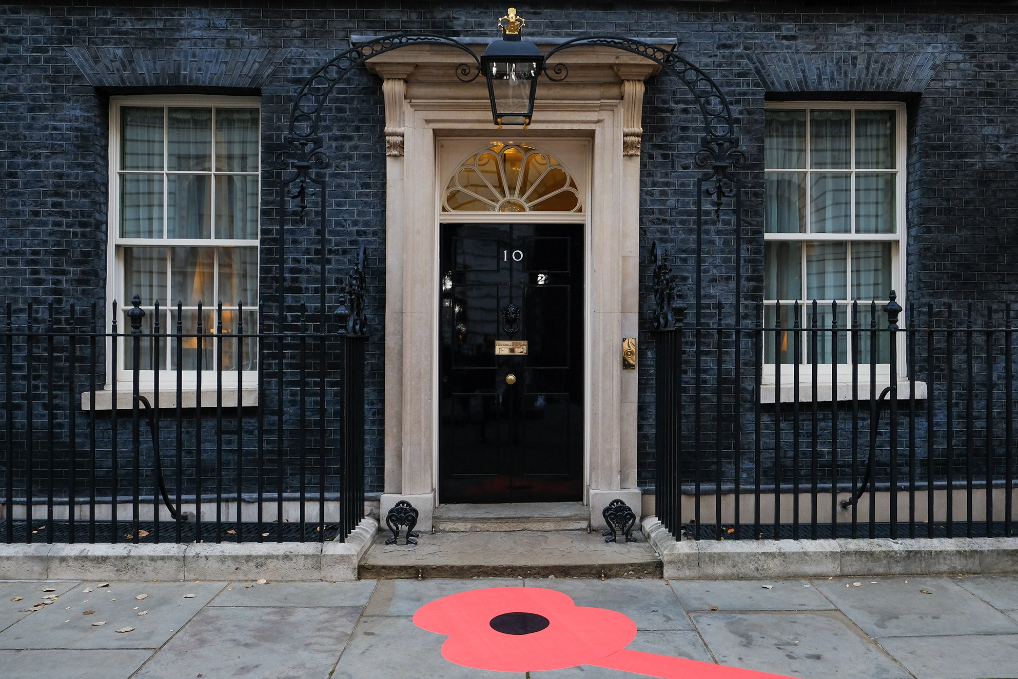 Poppy Appeal 2018 No.10 Downing Street_LondonRBL.png