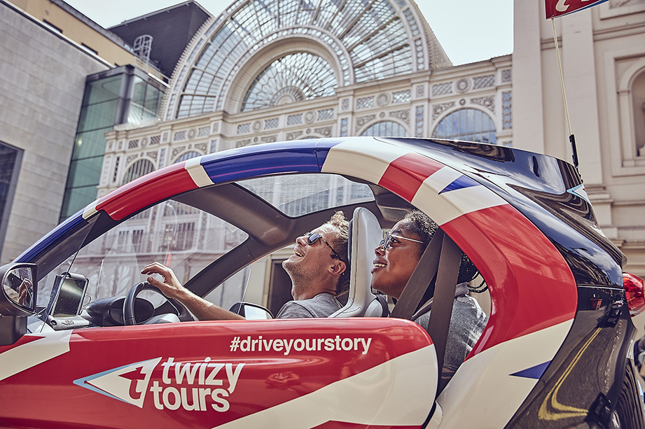 <strong>Twizy Tours</strong>Our city your stage