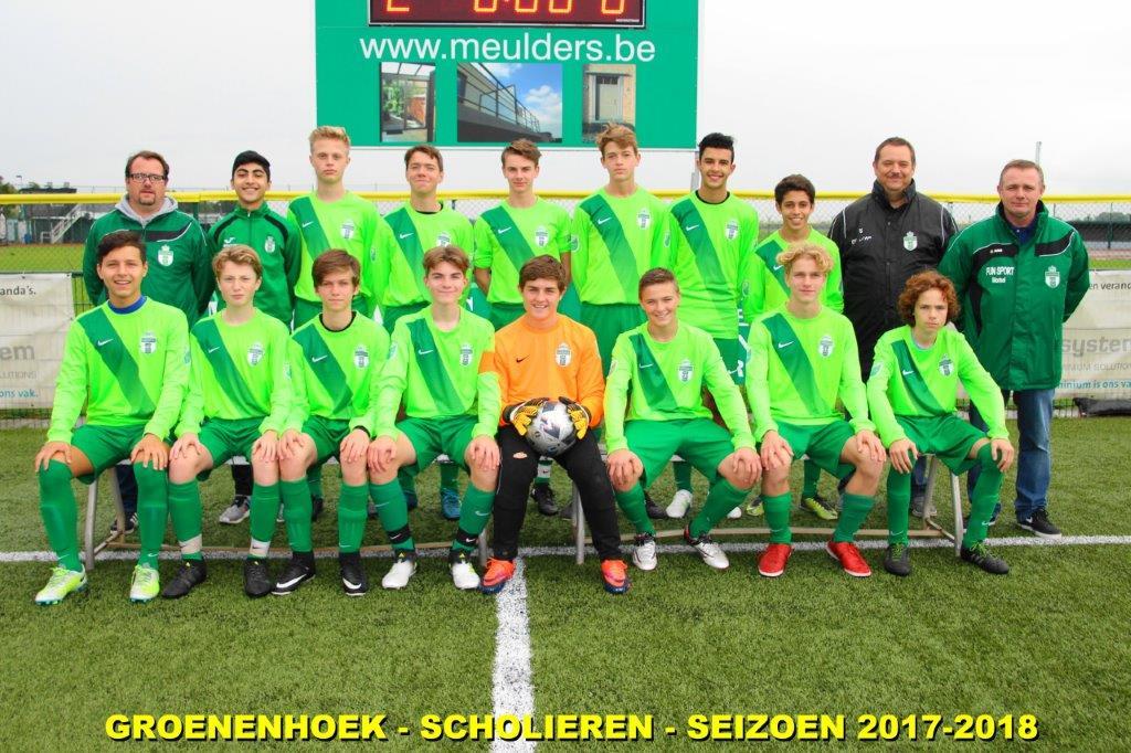 Scholieren - U17A