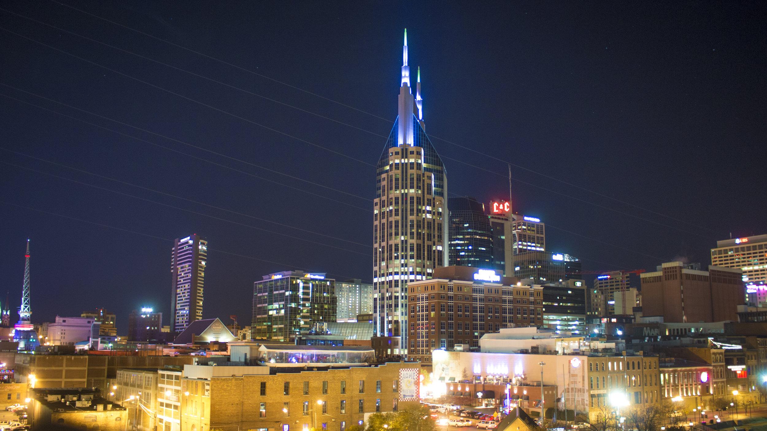 Nashville, November 2016
