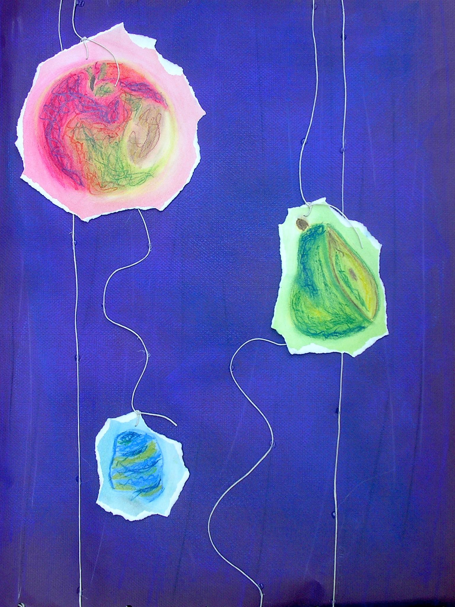 Chalk pastel, 2005
