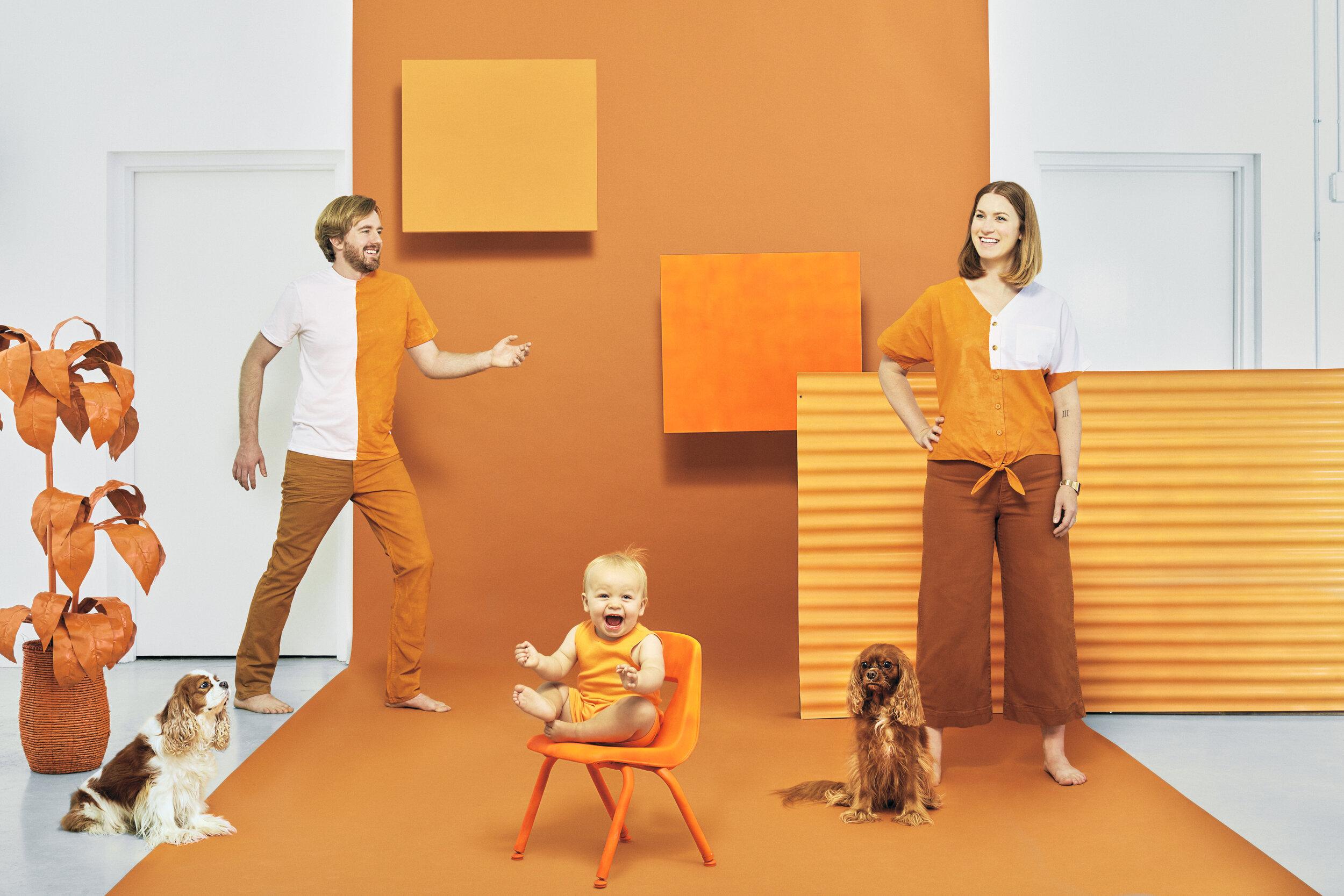 ….custom family set….