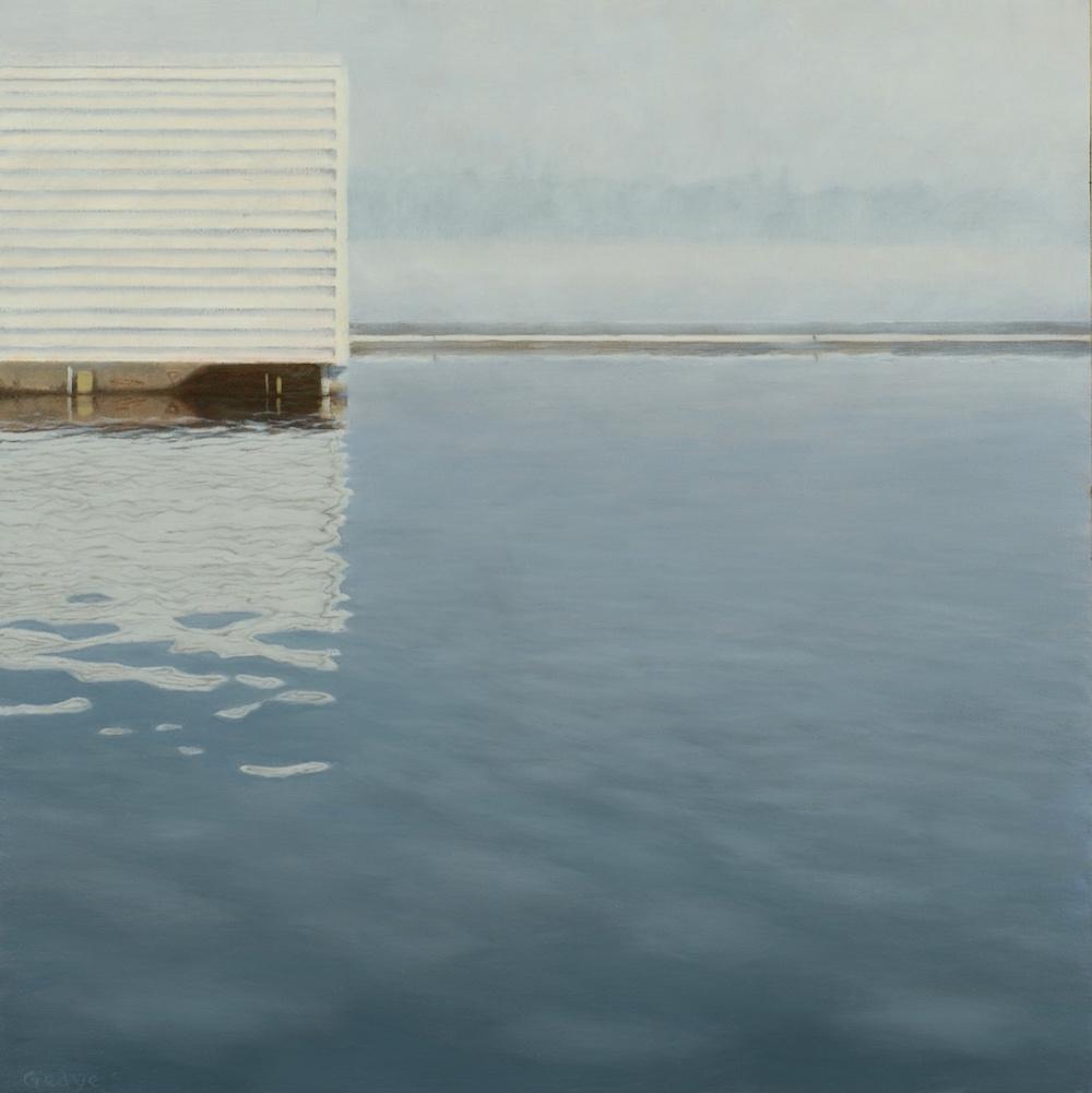 Fog Variations: Boat Shed
