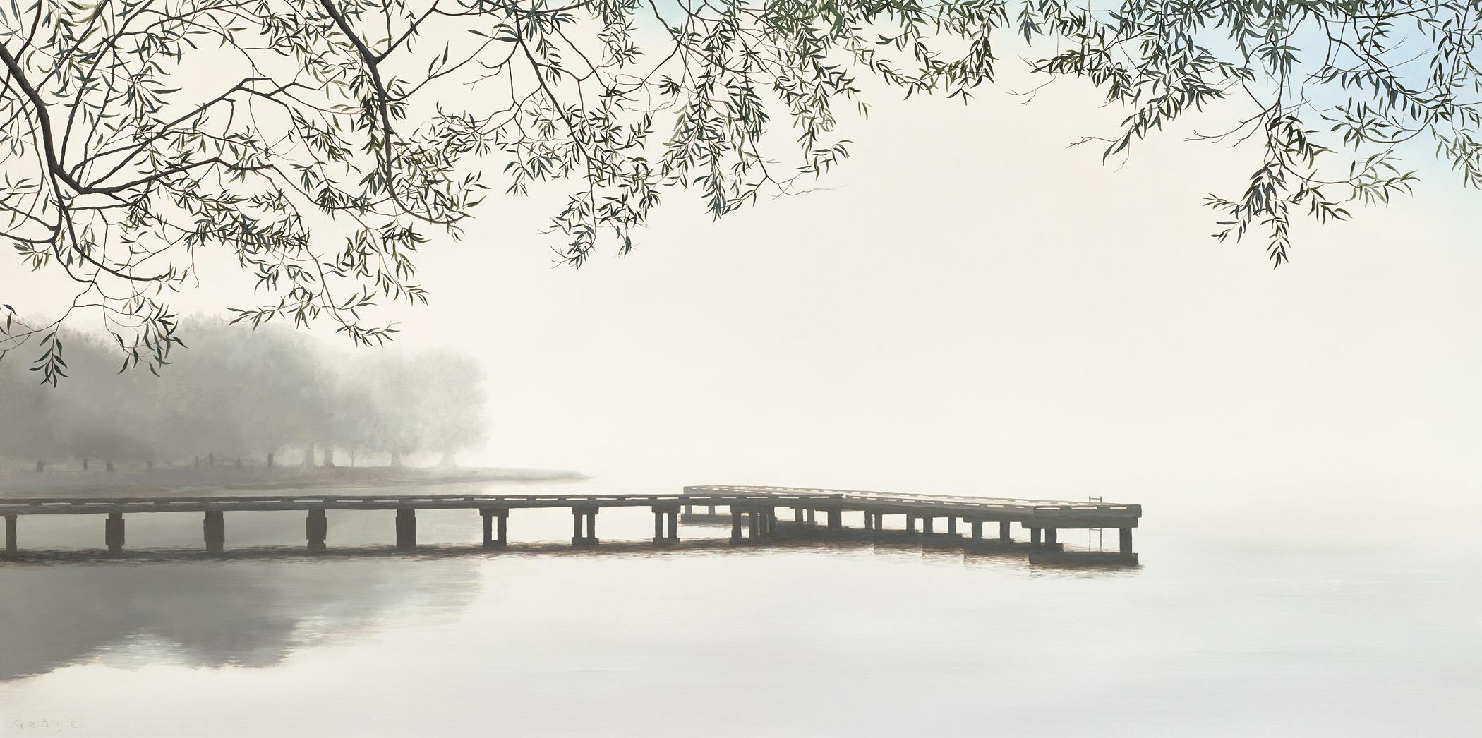 Pier into the Mist