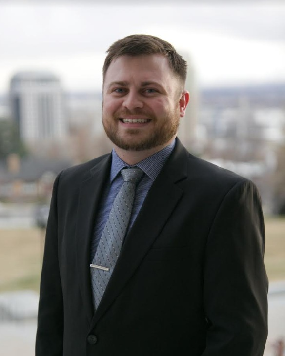 Tyrell Aagard - My name is Tyrell Aagard, and I am thrilled to be running for First Vice Chair of the Salt Lake County Democratic Party!My goals as First Vice Chair are to make a true, concentrated effort to getting more Democrats elected to municipal office in 2019, and then in 2020 help to reelect Rep. McAdams, reelect Mayor Wilson and Councilmember Ghorbani, and flip the County Council to Democratic control. I also want to continue the work I have been doing as Parliamentarian to clean up and optimize our internal processes, and make the procedures of the party easier to understand and to implement. I want a party that is responsive, transparent, adaptive, flexible, and open to newcomers.I have been involved in Utah Democratic politics in many capacities: currently as the Parliamentarian for the County Party, the Vice President of the Young Democrats of Utah, and a board member of the Utah Stonewall Democrats; and previously as the Chair of the Salt Lake County Young Democrats and a field organizer for the state Party. I will also bring my professional experience in nonprofit development and fundraising to the table. I hope to earn your vote. Please feel free to send me an email at tyrell456+1vc@gmail.com.
