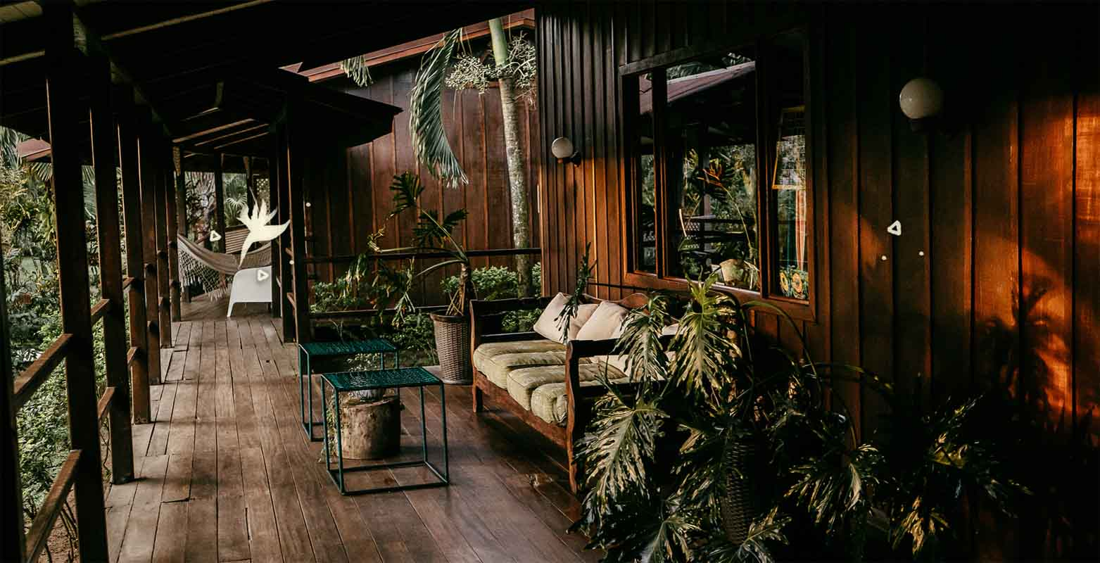 Mawamba Lodge   A Tropical Lodge in the heartland of the Rainforest    Tortuguero, Costa Rica